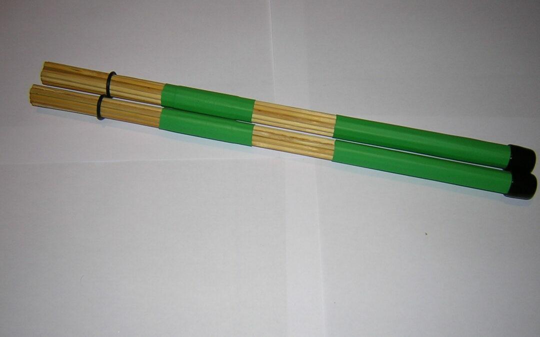 Clasificación y tipos de baquetas